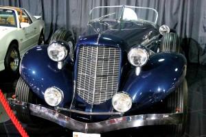 Auburn - Tiriac Collection