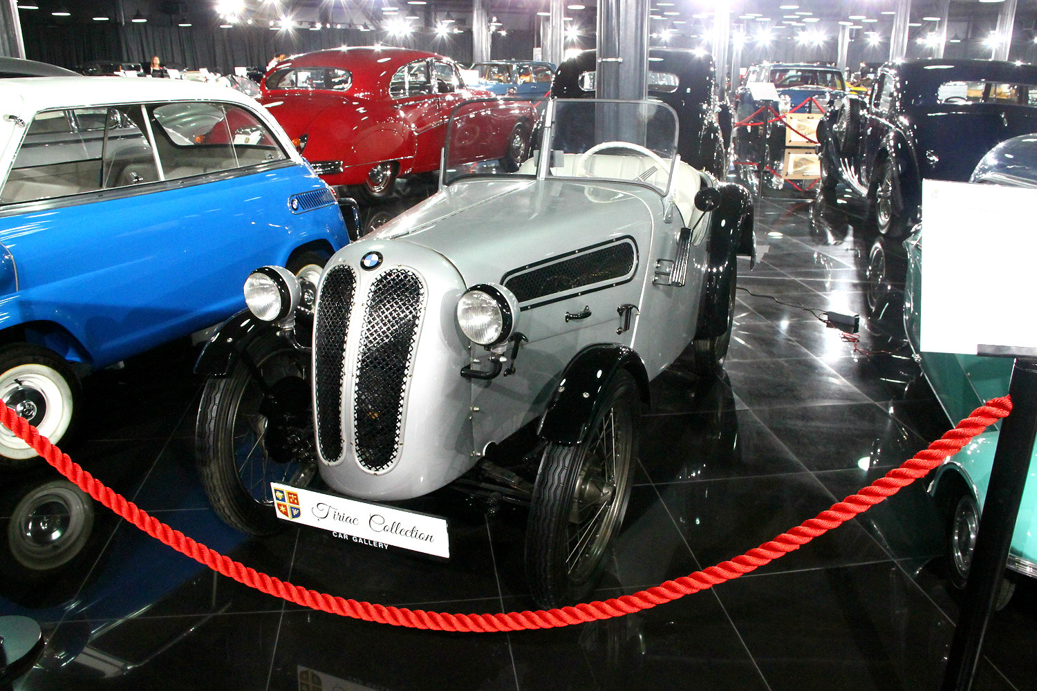 BMW Dixi 1028 - Tiriac Collection