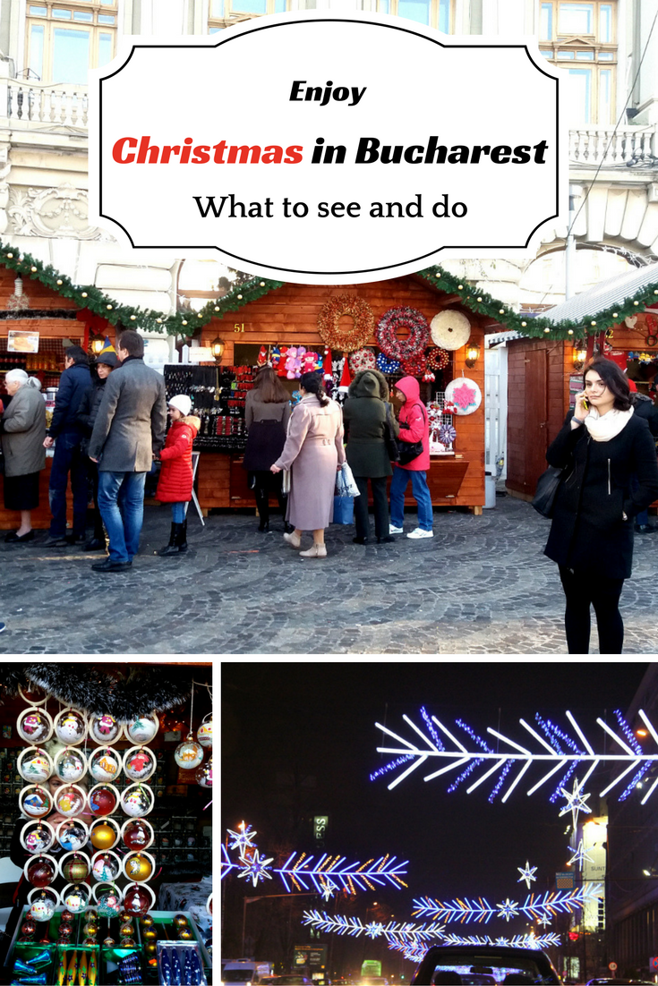 Christmas in Bucharest, Romania - tips on making the best of your visit: where to go, what to do!