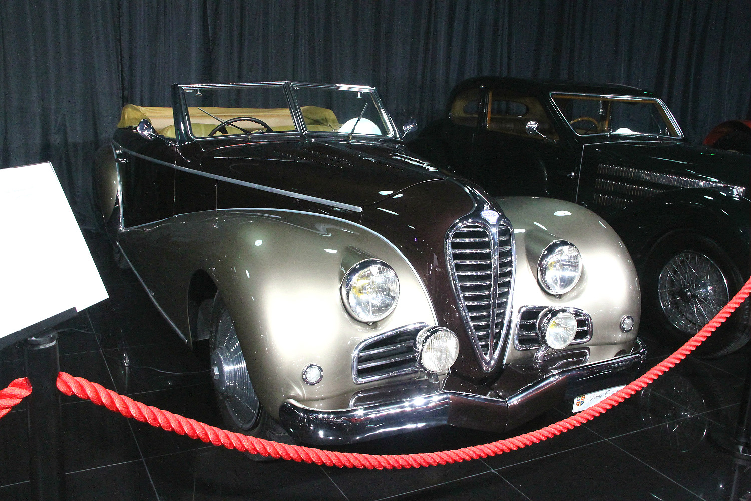 Delahaye - Tiriac Collection