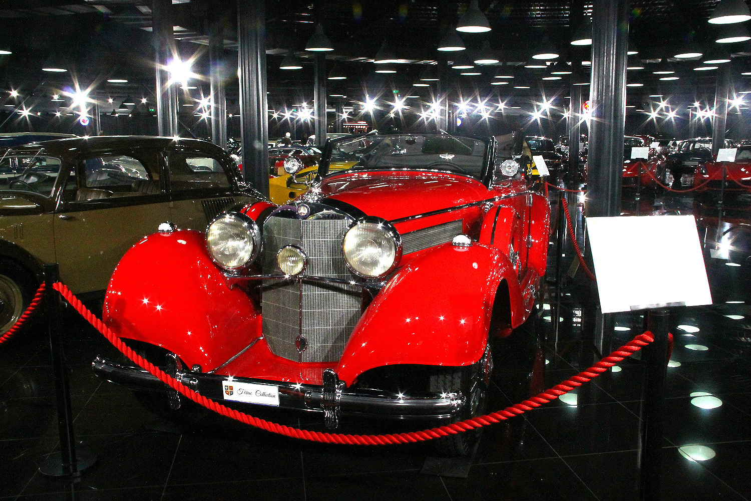 Mercedes Benz 540K - Tiriac Collection