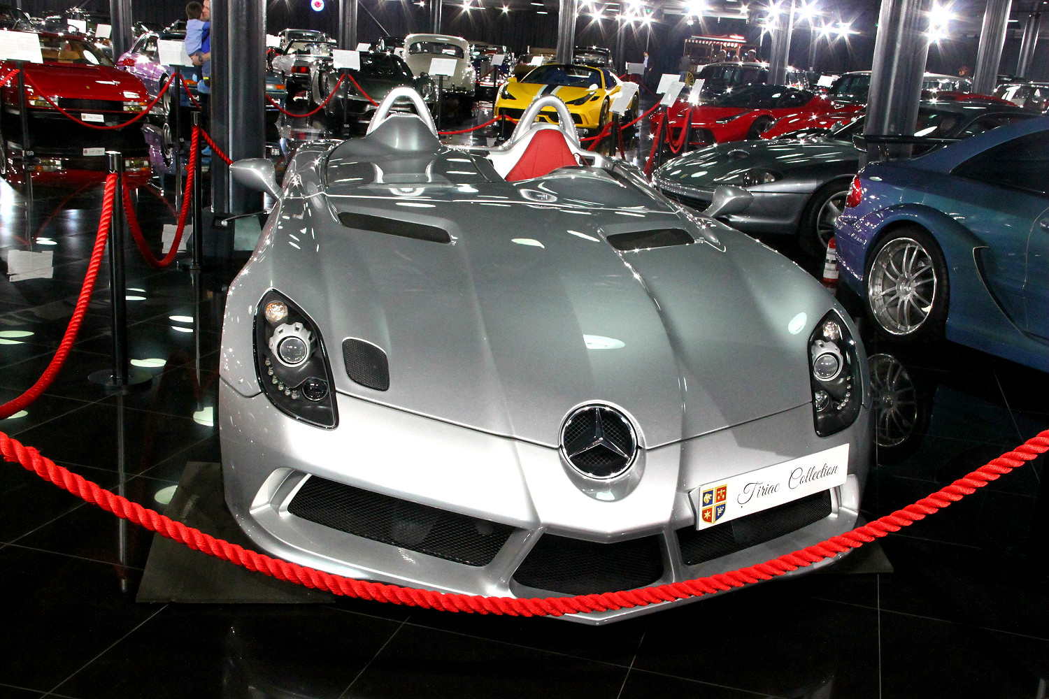 Mercedes Benz SLR 2009 - Tiriac Collection