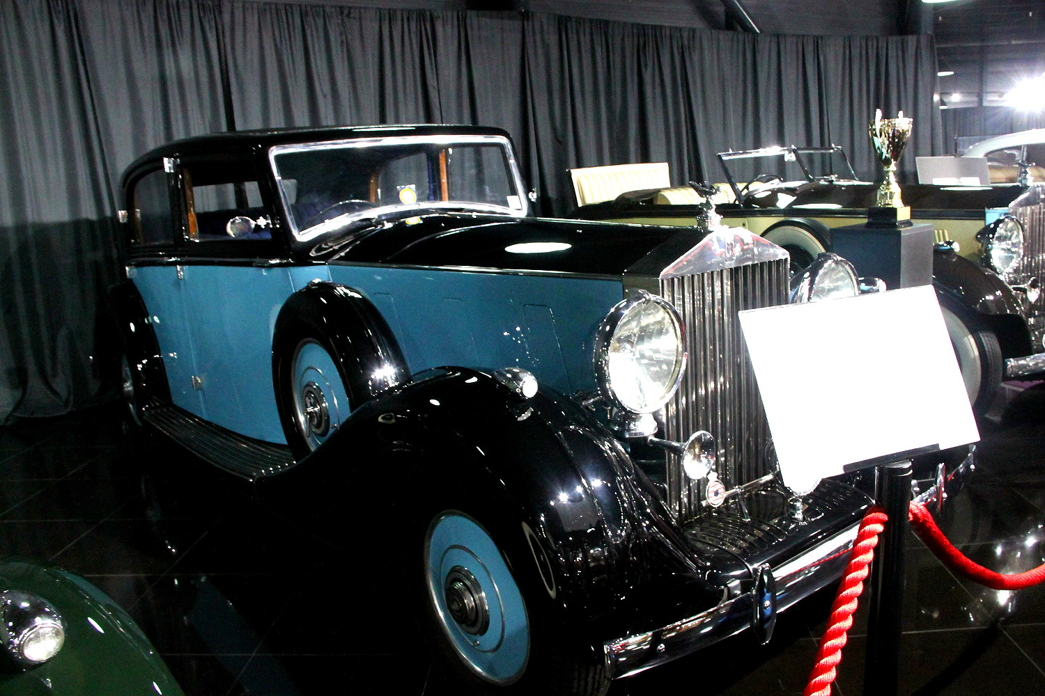 Rolls Royce Phantom II - Tiriac Collection