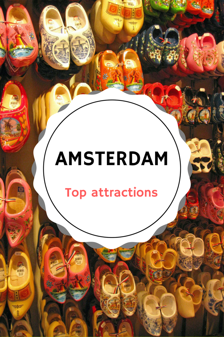 Top attractions in Amsterdam for a first visit - TRAVEL GUIDE