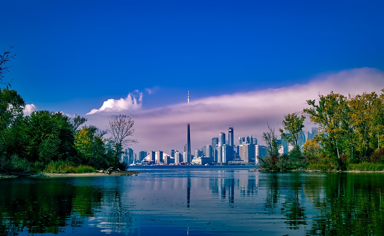 Toronto Skyline - Incredible Routes for Family Road Trips in Canada on a Budget