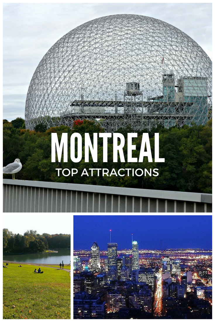 Top attractions in Montreal to include in your itinerary
