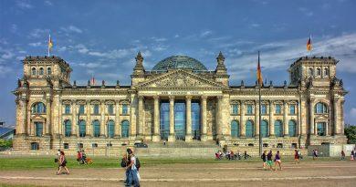 Reichstag Berlin, Pixabay