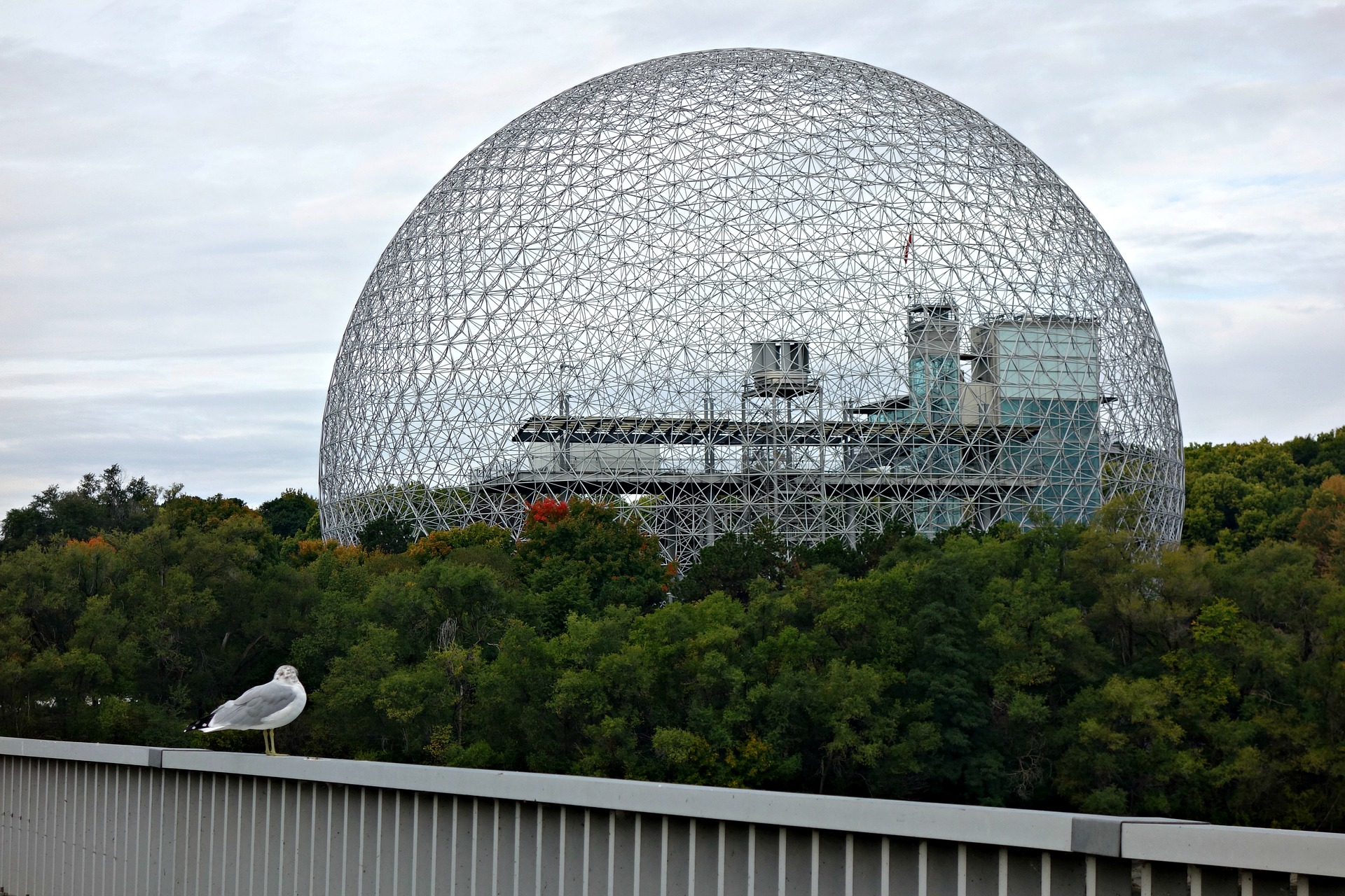 The Biosphere - free photo wikipedia