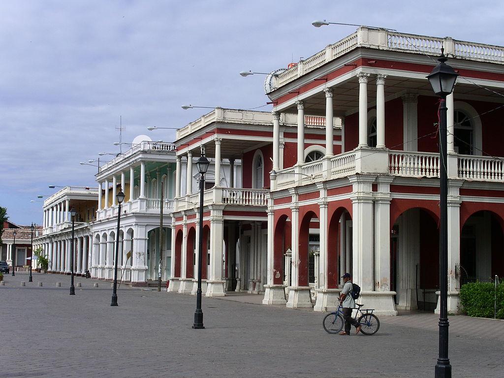 Town Square - Granada, Nicaragua