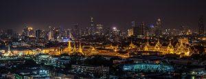 The Grand Palace - Bangkok (Pixabay)
