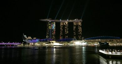 Marina Bay Sands - Sands