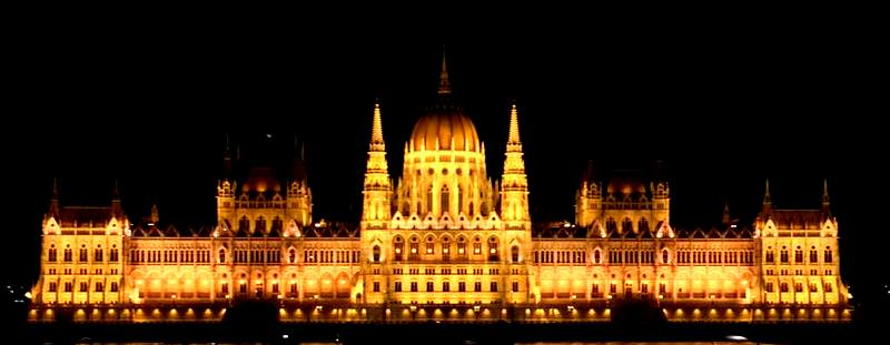 The Parliament - Budapest, Hungary