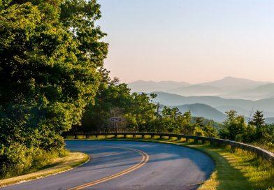 Top 5 motorcycle rides in the US