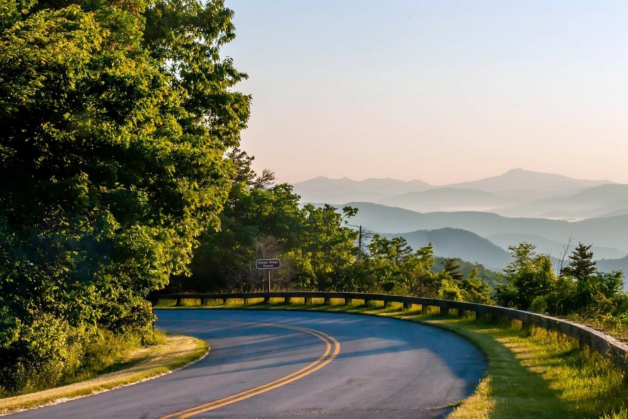 america road