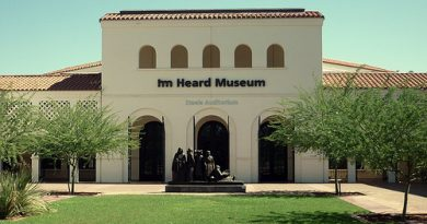 Heard Museum - weekend trip to Phoenix