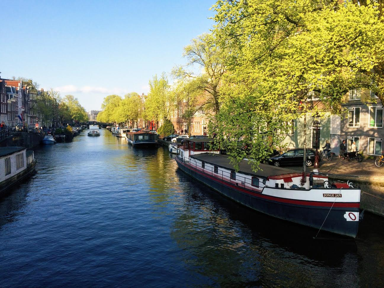 House Boats - 5 unusual things about Amsterdam
