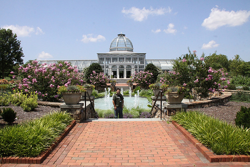 Lewis Ginter Botanical Garden - Top Family Attractions in Richmond