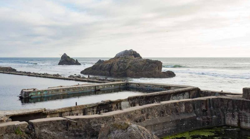 Sutro Baths - 5 Abandoned Curiosities in San Francisco