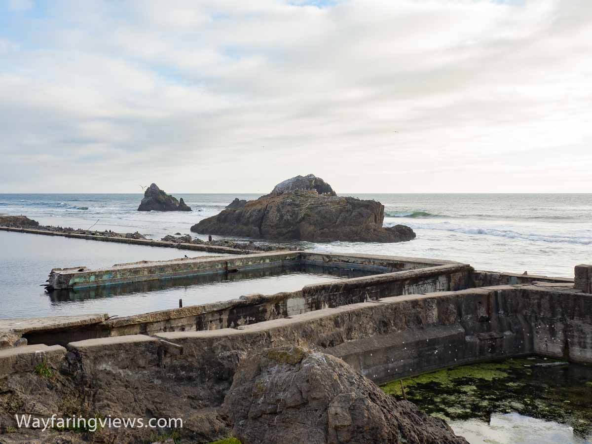 Sutro Baths - - 5 Abandoned Curiosities in San Francisco