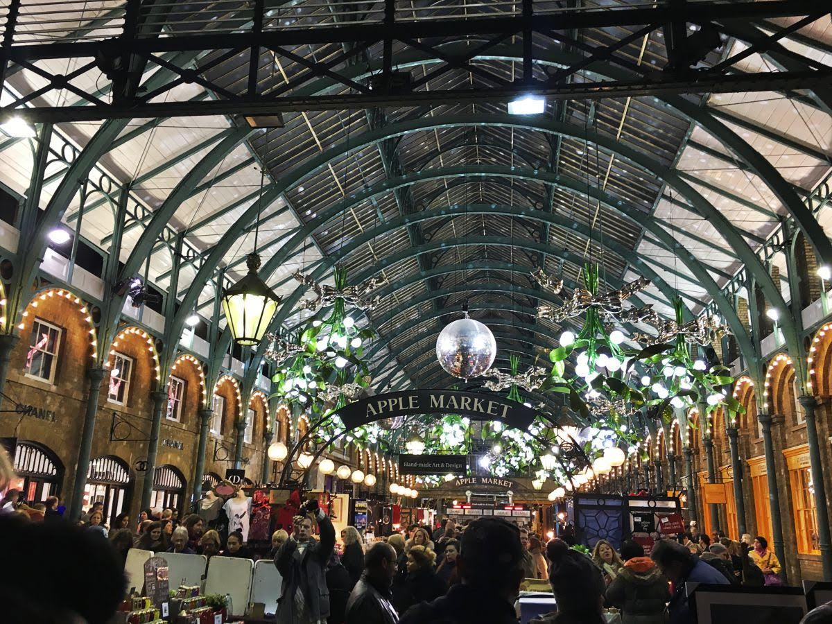 Apple Market - Quirky and Fun Things to Do in London
