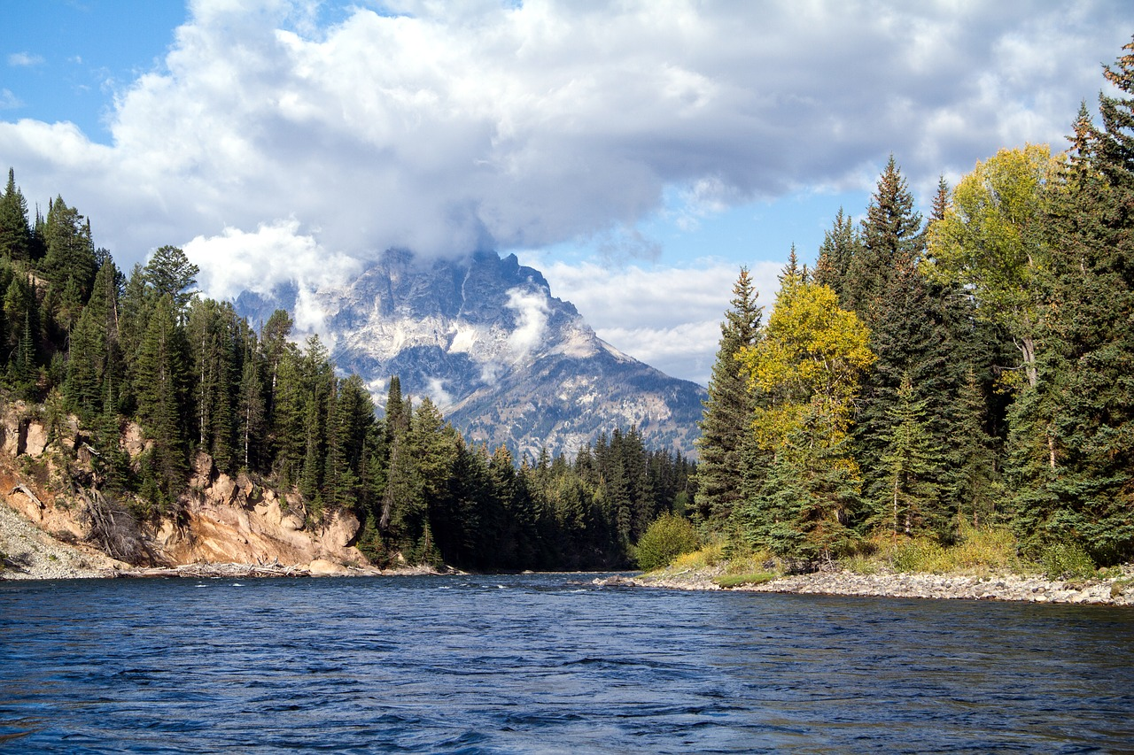 Snake River - Grand Teton National Park