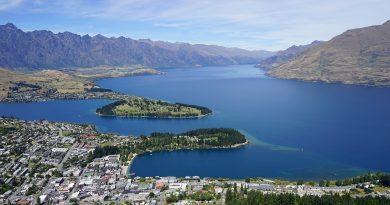 Lake Wakatipu pixabay