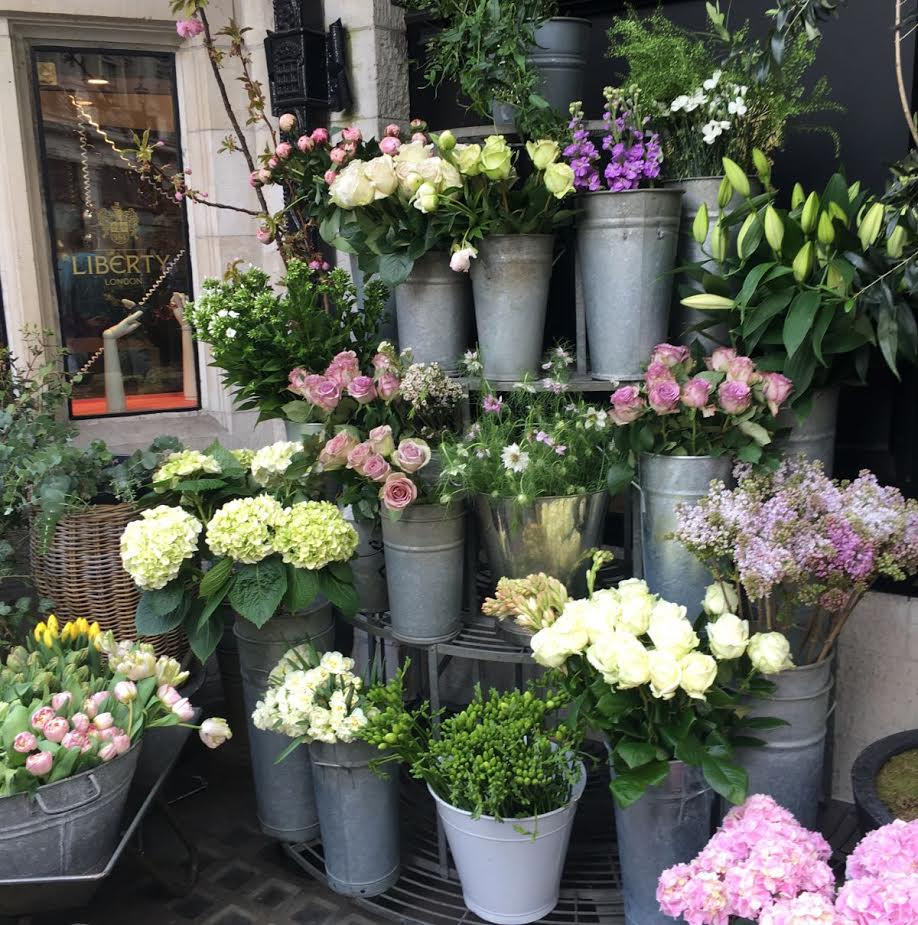 London flowers - Quirky and Fun Things to Do in London