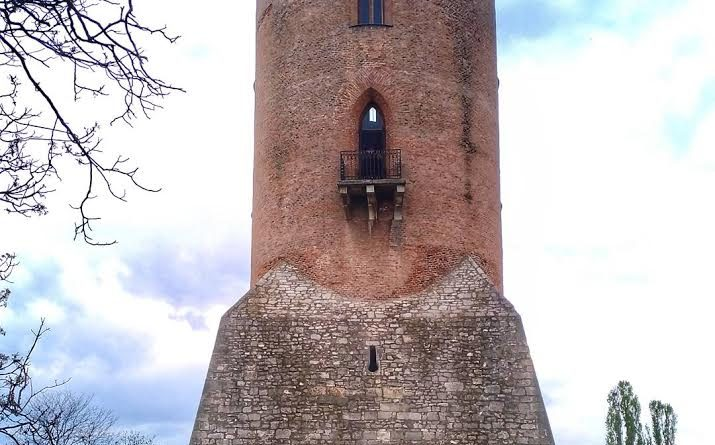 Chindiei Tower, Targoviste, Romania - Turnul Chindiei