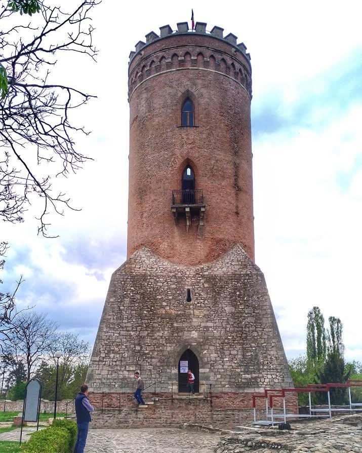 Chindiei Tower, Targoviste, Romania - Turnul Chindiei