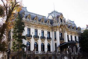 Palatul Cantacuzino Muzeul Național George Enescu