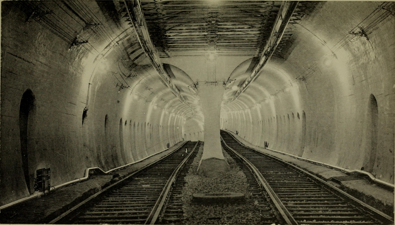 Boston Subway - Pleasant Street Branch