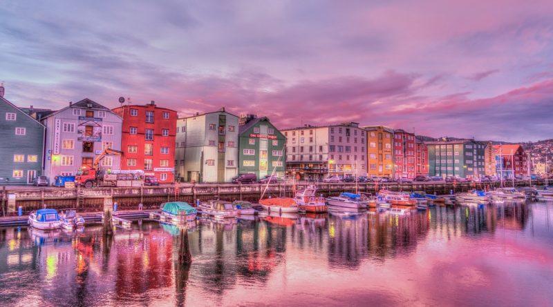 Norway - Trondheim pixabay