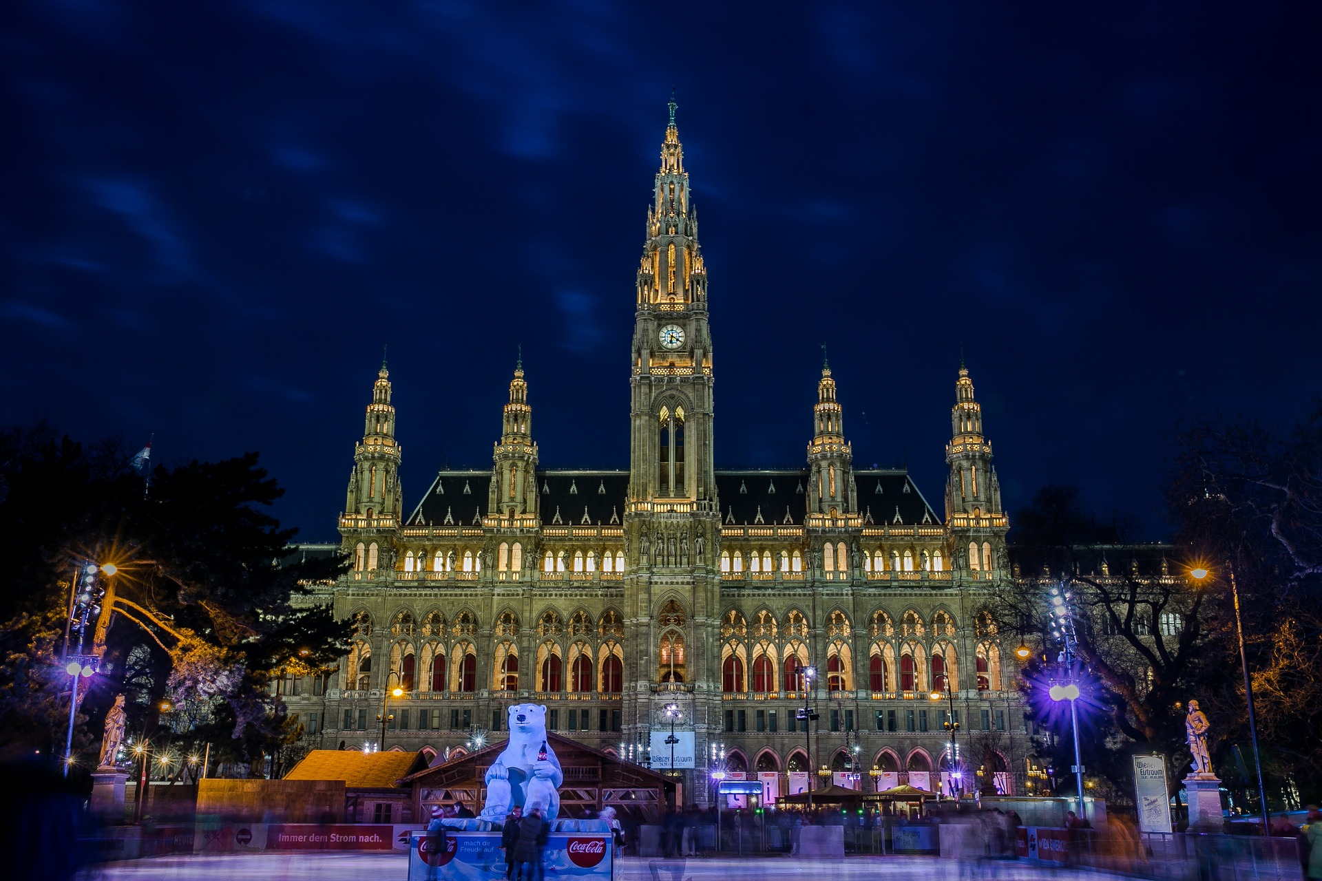 City Hall - Vienna