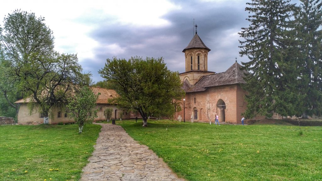 The House of Lady Balasa and Little Princely Church