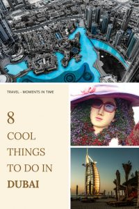 8 cool things to do in Dubai, UAE