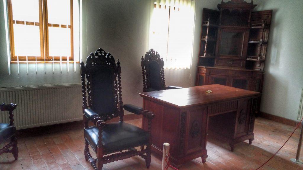 The Museum of Time and Old Romanian Book, Targoviste, Romania - interior