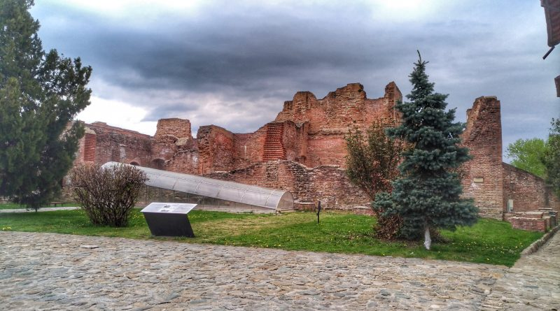 The Princely Court in Targoviste, a great short trip from Bucharest