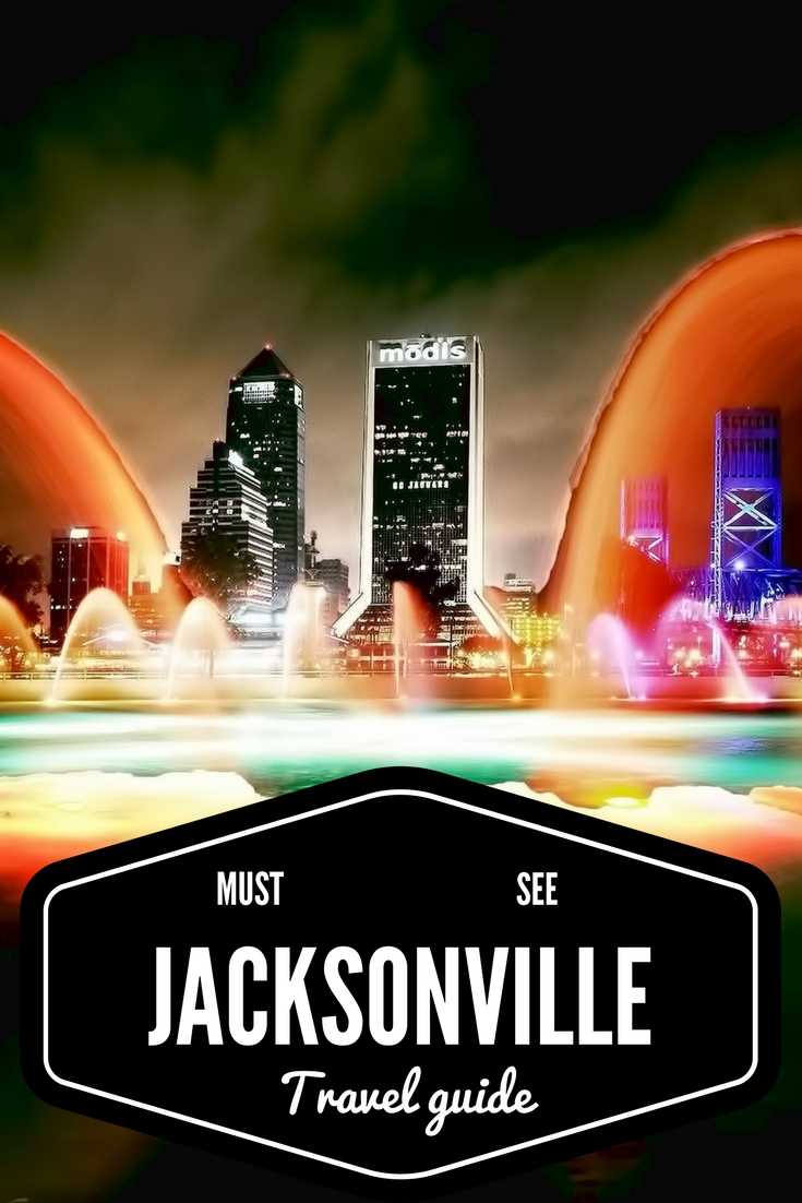 Top 5 Things to See in Jacksonville (USA)