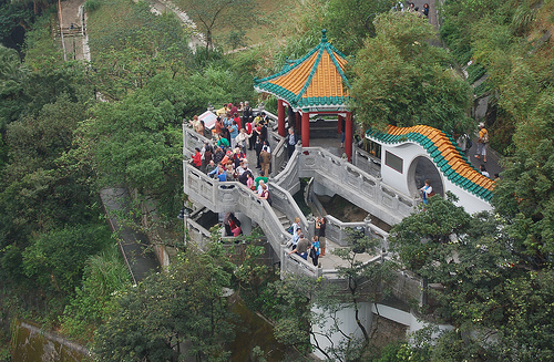 Victoria Peak, Hong King