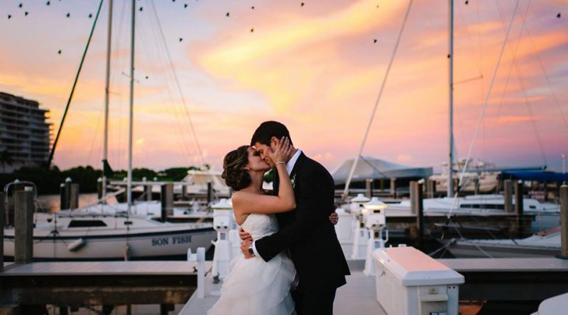 Wedding at The Resort at Longboat Key Club