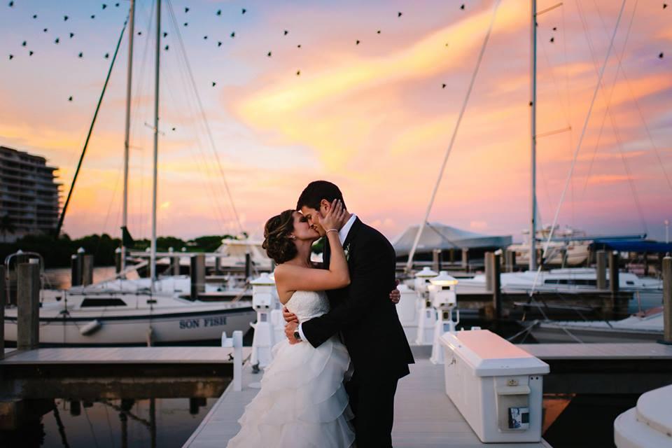 Wedding at The Resort at Longboat Key Club