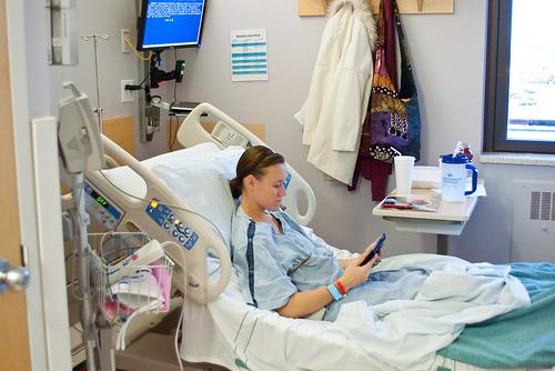 hospital flickr