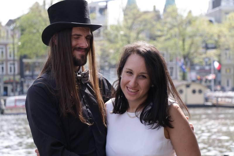 Karen and Jacob