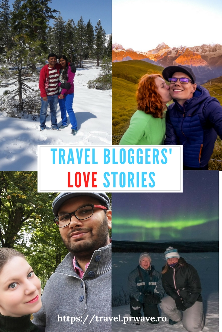 #Travel Bloggers' #Love Stories