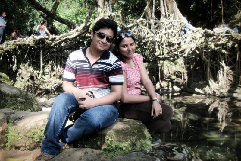 Amrita and Agniswar