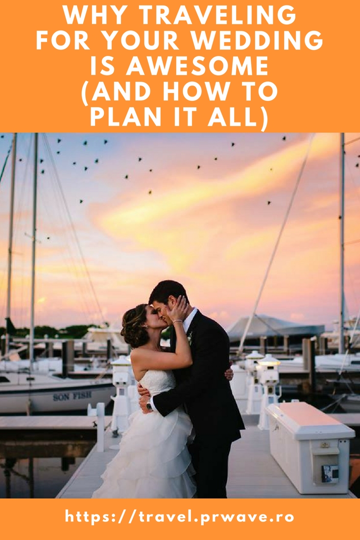 How to plan (and have) the best destination wedding