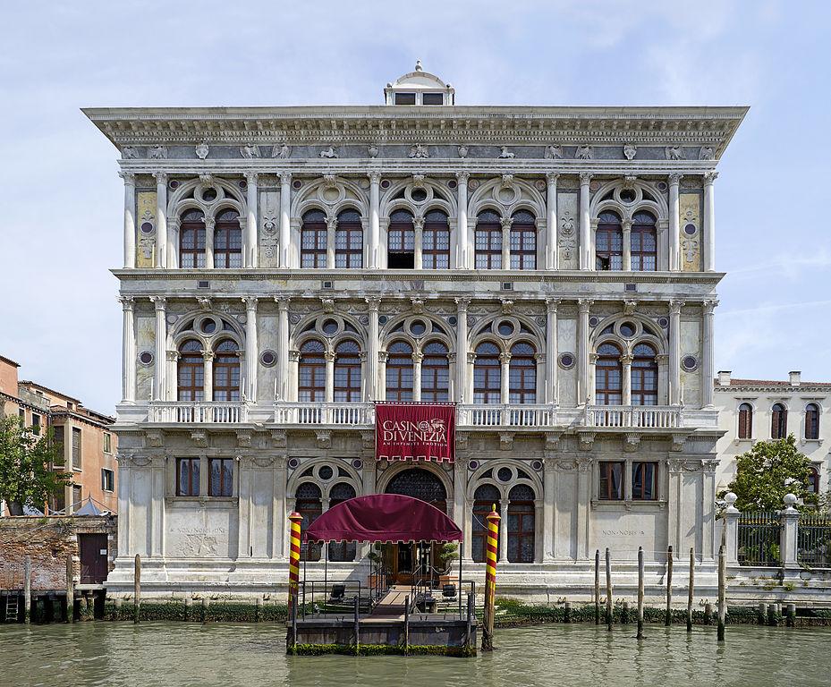 Ca' Vendramin Calergi, Venice