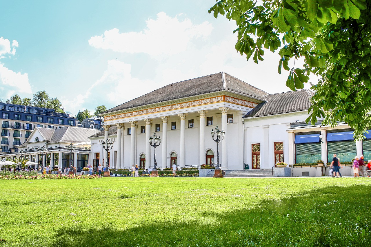 Kurhaus - Baden Baden
