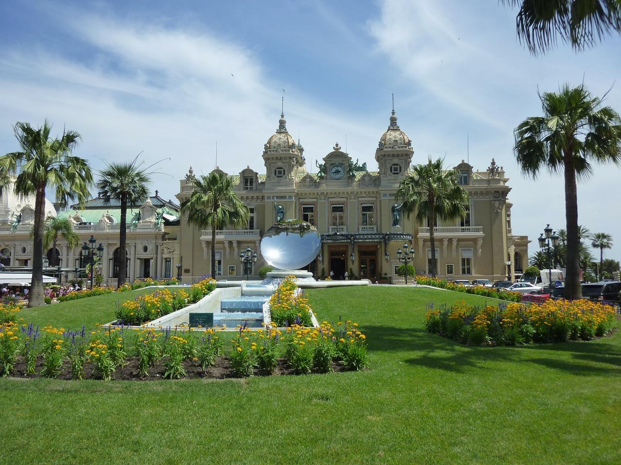 Monaco's Monte Carlo Casino