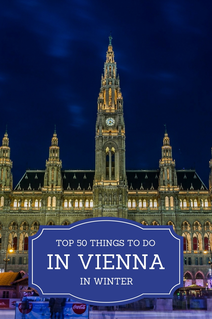 Discover the Top 50 Things to do in Vienna in Winter - #Vienna, #Austria, #Christmas #market, Europe, Christmas market, winter activities in Vienna